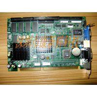全新486半长卡代用PCA-6741带CF卡 火花机工控主板