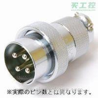 日本七星科学金属圆形连接器NJC-243-RM