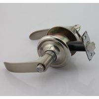 锌合金机械门锁室内筒式球形执手锁球形锁房间木门锁卫生间门锁具
