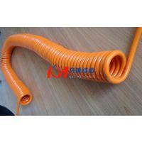 开美线缆 专业生产加工定制 升降灯塔螺旋电缆弹簧线