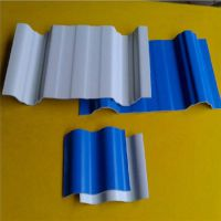 长期直销PVC塑钢瓦 厂房瓦 720mm-1080mm 质保十五年 耐腐蚀耐老化新型环保材料