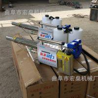植保机械大棚脉冲加湿器 升级版弥雾机 脉冲水雾机