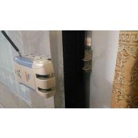 华府隐形遥控锁防盗智能锁隐形暗锁电子入户门锁防盗高端家用锁单系统富贵银版HF-008A