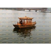 供应木船仿古木船单蓬船旅游观光船乌篷船画舫船小木船渔船