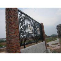 广东铝合金围墙栏杆 东莞小区围栏 深圳工厂锌钢护栏