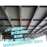福建泉州市LOFT钢结构楼层板牟足劲市场速度放缓