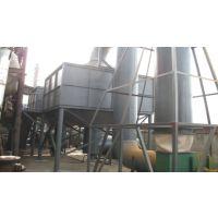 乾坤环保QK-PG-10000超重力床协同微纳米气泡皮革加工废气处理设备