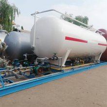 邳州市 50立方液化石油气储罐,30立方液化气残液罐