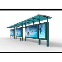 宿迁市英华广告设备常年供应、定制公交站台、候车亭