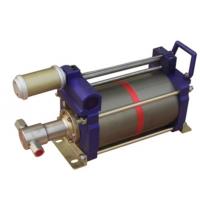 气动气液增压泵/试压泵/超高压水泵/气动液体打压泵/气动压力泵[海德诺]