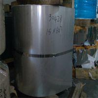 0.25mm不锈钢带镀银-SUS301镀镍不锈钢带0.1mm 0.5*5