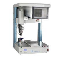 R351标准智能焊锡机、R351DH双焊头智能焊锡机、R501DT双工位智能焊锡机、流水线式焊锡机