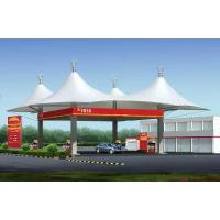 供应郑州膜结构加油站-环保 空间大 效果好 施工便捷 维修方便