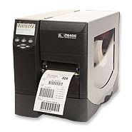 河南总代理郑州斑马RZ400射频RFID标签条码打印机