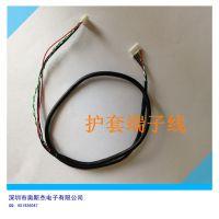 供应端子线 1015PVC电子线束 环保镀锡铜5557公母线 量大优惠