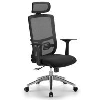 天津办公椅系列*网布办公椅尺寸*转椅电脑椅价钱*高靠背职员椅*天津会议椅厂家