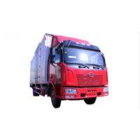 解放j6国五7.7米厢式货车直销热线13716325930