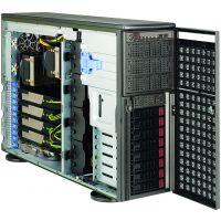 深度学习服务器工作站配件推荐4-10GPU