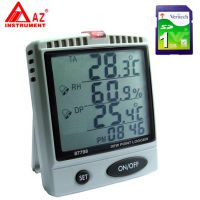 AZ87798 桌上型露点SD卡记录器
