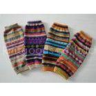 Custom Stripe Knitted Arm Warmer