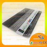 厂家专业会员卡制作 PVC卡会员卡 PVC透明卡 PVC磁条卡 条码卡片