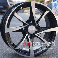 14寸瑞纳K2/北京汽车E130/奇瑞A1旗云/捷达/名爵MG3铝合金轮毂