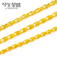 黄铜镀黄金女士手链细手链 低价暴力10元模式 20元模式展销会热销