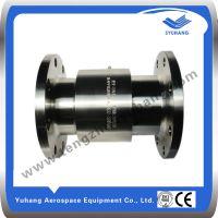 YHDN100不锈钢污水处理用旋转接头,冶金工业冷却专用回转接头--宇航