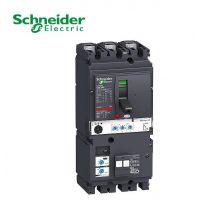 原装施耐德塑壳漏电断路器NSX100F MIC2.2 MH 100A 3P一级代理商