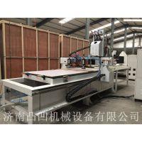 木材家具自动上下料设备 板式生产线报价 橱柜衣柜设备