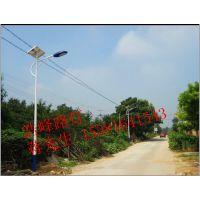湖南湘潭湘乡LED路灯厂家 浩峰太阳能路灯安装细节