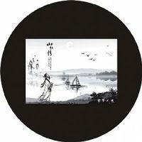 灰阶立体logo片制作 北京灰度耐高温玻璃片定制中心