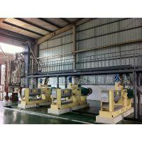 菜籽油精炼设备主要工艺流程