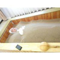 供应大漠沙浴养生沙,沙滩热浴沙,沙灸沙疗专用汗蒸沙