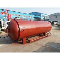 神龙供应浙江橡胶硫化罐DN1700x4000型