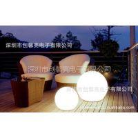 供应遥控式 水漂灯 湖灯 观赏灯 LED 庭院灯 花园灯 七彩变色 防水