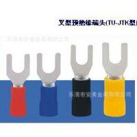 供应预绝缘SV2-6叉形接线端子   接线鼻   冷压端子