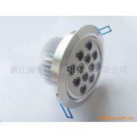 供应:厂家直销LED大功率天花灯 室内装饰照明灯具 发光角度可选