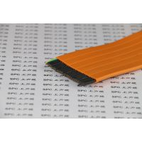 供应重型屏蔽扁电缆钢丝加强型-SPCFLAT-RUBBER-CCFG