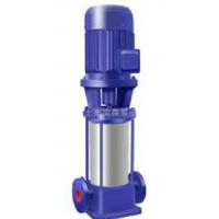 供应建筑增压水泵 40 GDL 6- 12* 9 多级泵 上海朕信泵业