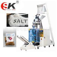 热销食盐包装机 白糖小颗粒定量自动包装机械