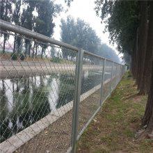 旺来设备防护网 井口防护网 场地护栏网