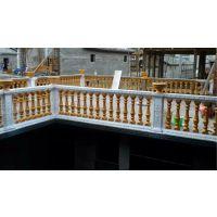 郑州天艺模具厂供应山西、河南地区水泥制品天艺花瓶柱70公分 宝葫芦柱 葫芦栏杆产品 罗马柱 瓷瓶柱