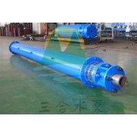 QJ50-65型地热潜水电泵 打井用泵 井用热水泵 农田灌溉泵