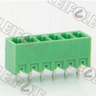 供应特供总代理上海雷普LEIPOLE线路板端子系列-插拔式接线端子PCB端子 15ELPVC-3.81