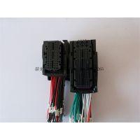 EDC16电脑板60针/0.1米插头 线束 发动机线束 ECU线束 汽车改装 18864856788