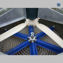 插接铝合金布水器 适用于50T 进口114 出口 配管880mm 河北华强