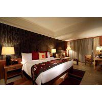 宾馆酒店家具快捷酒店标准单双人间家具可定制