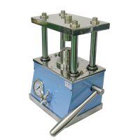 优势供应 小型液压纽扣电池封装机 型号:MSK110