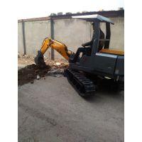 履带农用挖掘机 果园挖掘机 360度旋转挖掘机 室内挖掘机 挖沟机